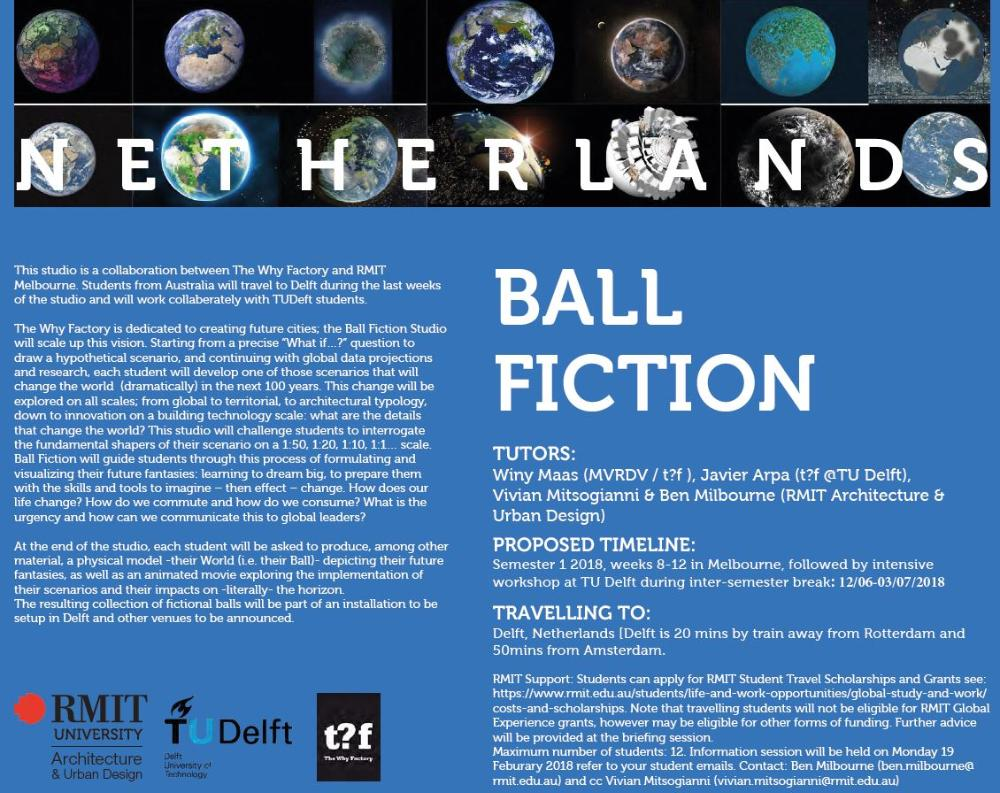 Ball Fiction 2018